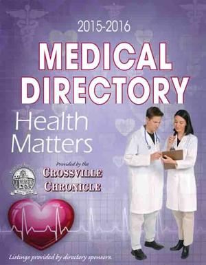 2015 Medical Directory