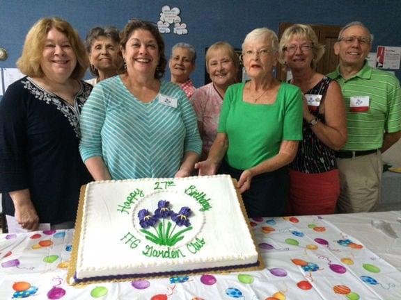 Fairfield Glade Garden Club Celebrates 27th Birthday