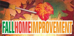 Fall Home Improvement 2015