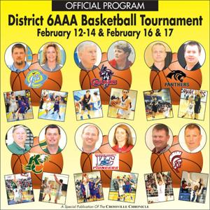 District 6AAA Basketball Tournament