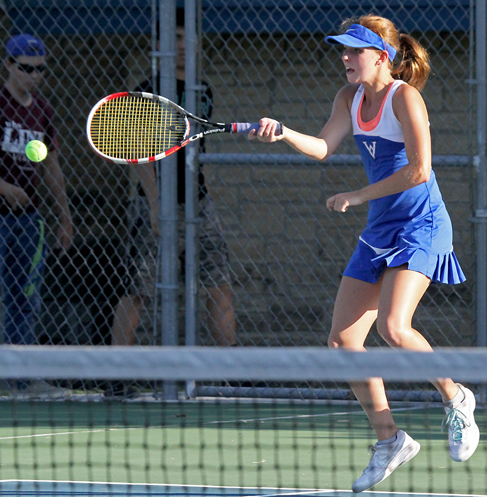 Lady Vikes win own title
