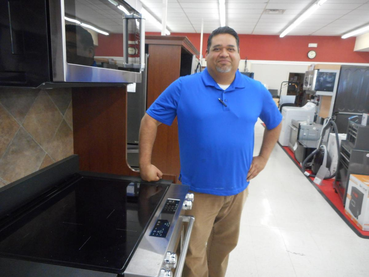 Winfield Sears shifts focus to appliances