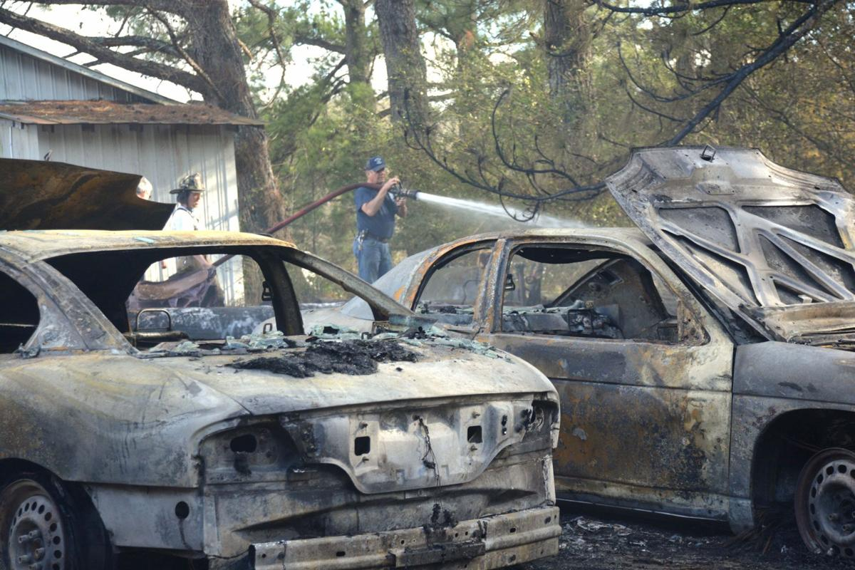 Update Fire Damages 8 Cars At Shaddix Motors News