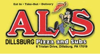 Al's Pizza Of Dillsburg