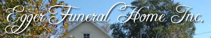 Egger Funeral Home