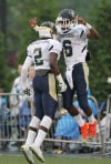 Big 33 Football: PA plays to rain-shortened win over MD in 58th annual all-star matchup