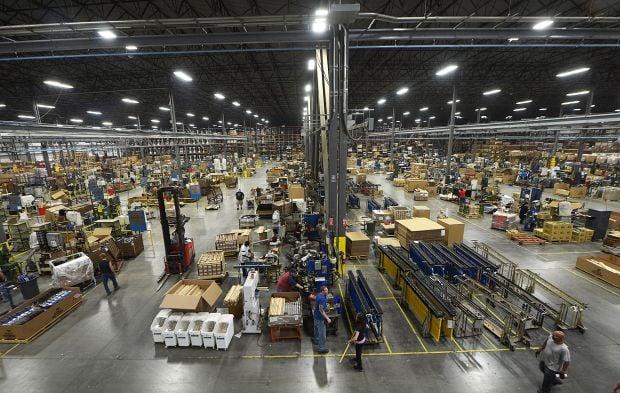blight or boom economic effects of warehousing. Black Bedroom Furniture Sets. Home Design Ideas
