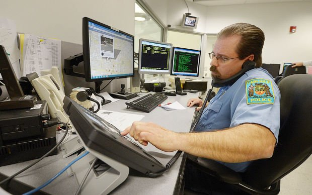 Police officers dating dispatchers