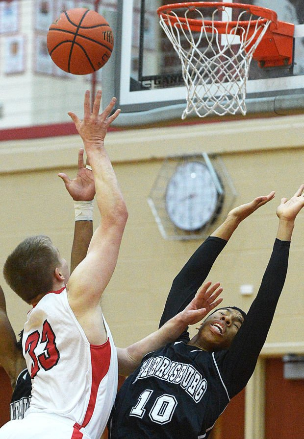 boys basketball  cv hands harrisburg first divisional loss