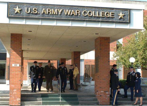The Army War College Model - AF