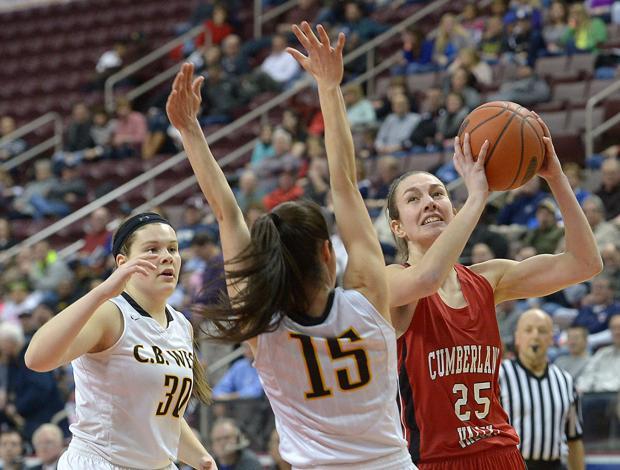 Girls Basketball: 2014-15 All-Sentinel Team