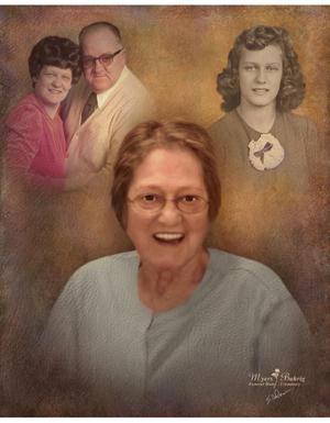 Gladys 'Ginny' (Westhafer) Johnson