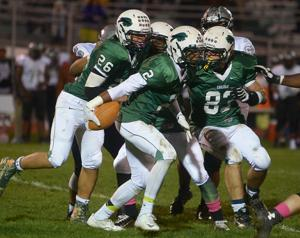 Friday's Pa. high school football scores