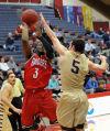 Men's Basketball: Shippensburg's McCarthur wins third straight PSAC Freshman of the Week