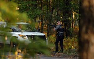 Tensions high as ambush suspect evades capture