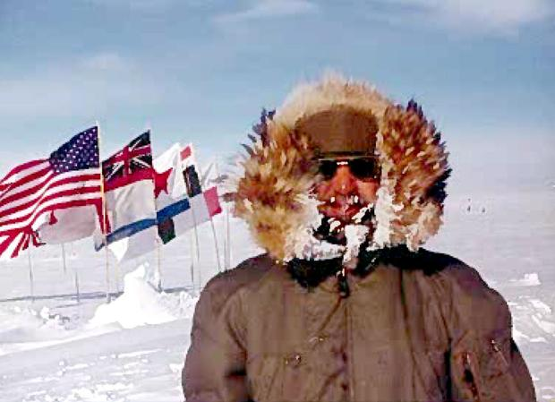 Midstate Profile: Woods at Cedar Run senior recalls South Pole trip; Christmas homecoming