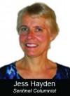Jess Hayden