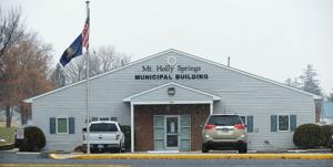 Mount Holly Springs residents can expect tax increase