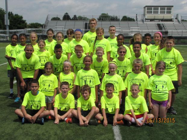 Local athletes fare well at Youth Track and Field meets
