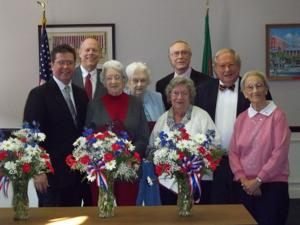 Franklin County recognizes pollworkers
