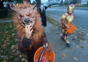 Trick-or-treat set for tonight in Cumberland County municipalities