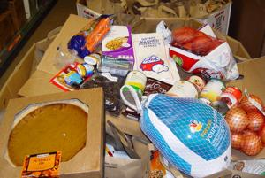 New Hope Ministries distributes holiday staples to about 500 Midstate families