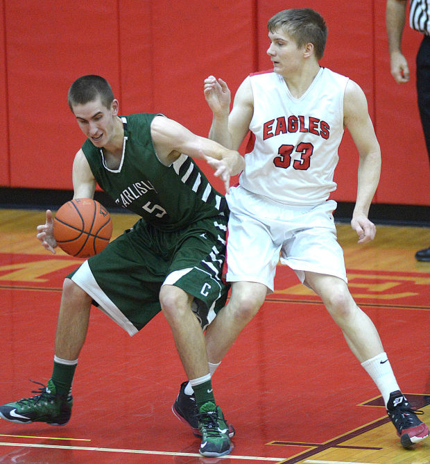 boys basketball  carlisle takes down cv again  creates