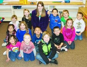 Miss Newman's Class