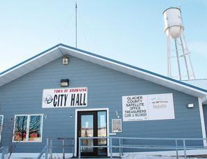 Browning City Hall