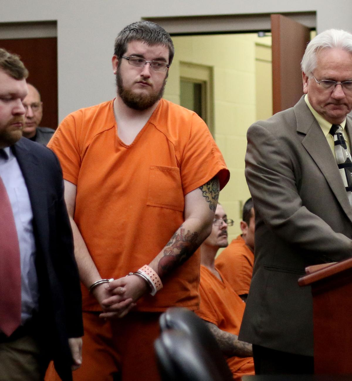 Lane Could Face Death Penalty If Convicted In Ashland