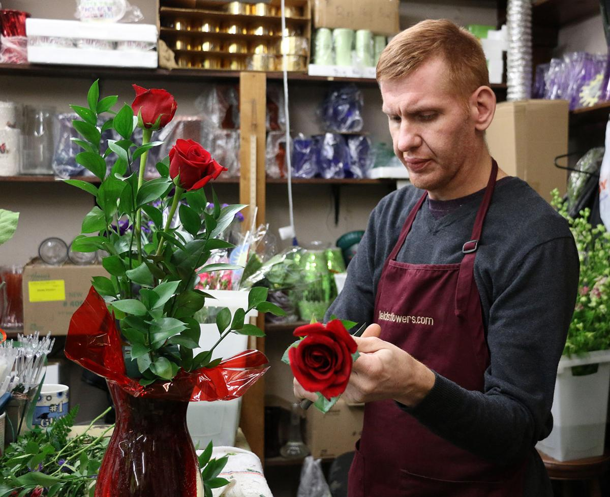 Local flower shops prepare for Valentine's Day News