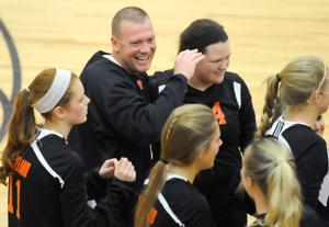 16th Region Volleyball: Raceland just TWO much