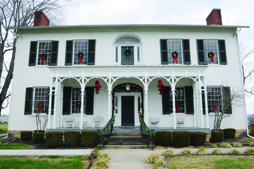 McConnell House having open house Sunday | News ...