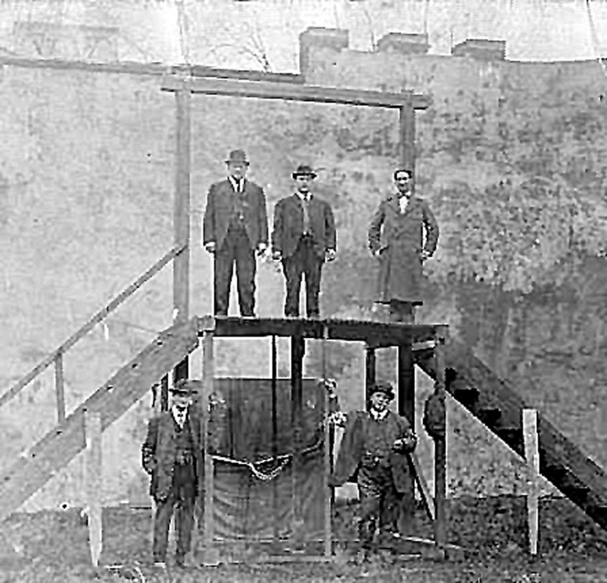 prison future left hanging razing historic structure a site of last hanging in pennsylvania