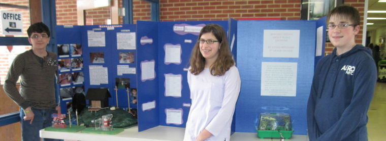 Fish handlers plant testers reveal science fair projects for Fishing science fair projects