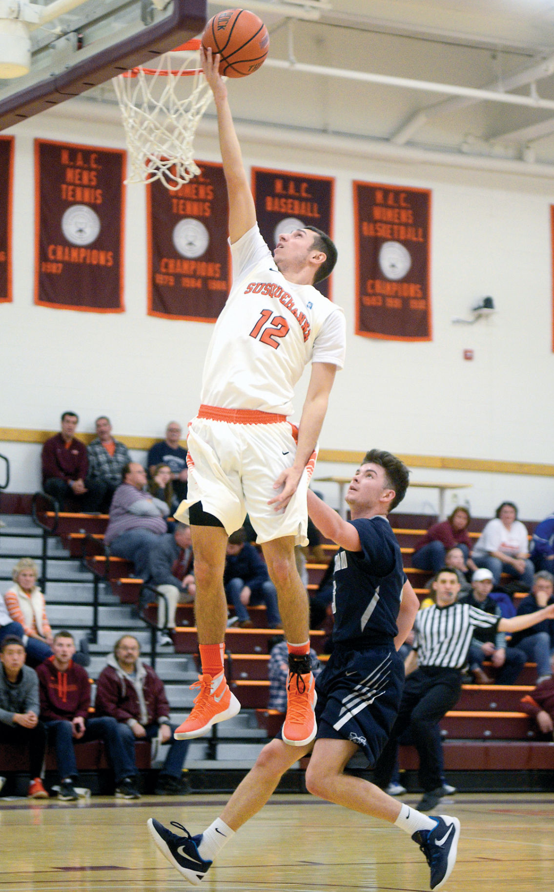 Men's basketball: Susquehanna thrives under pressure ...