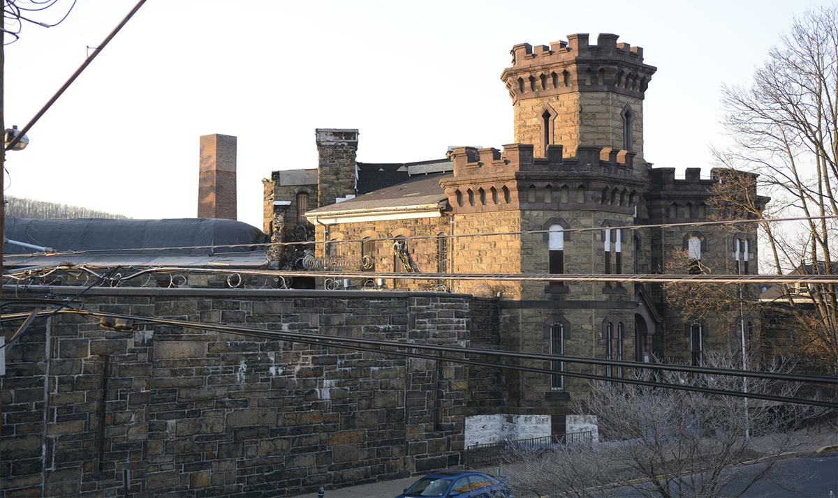 county authority gets 3 7m for fire damaged prison news former northumberland county prison