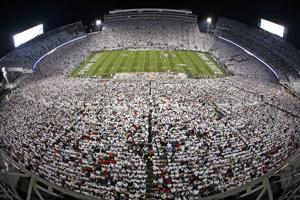 Penn State-Ohio State overtime thriller