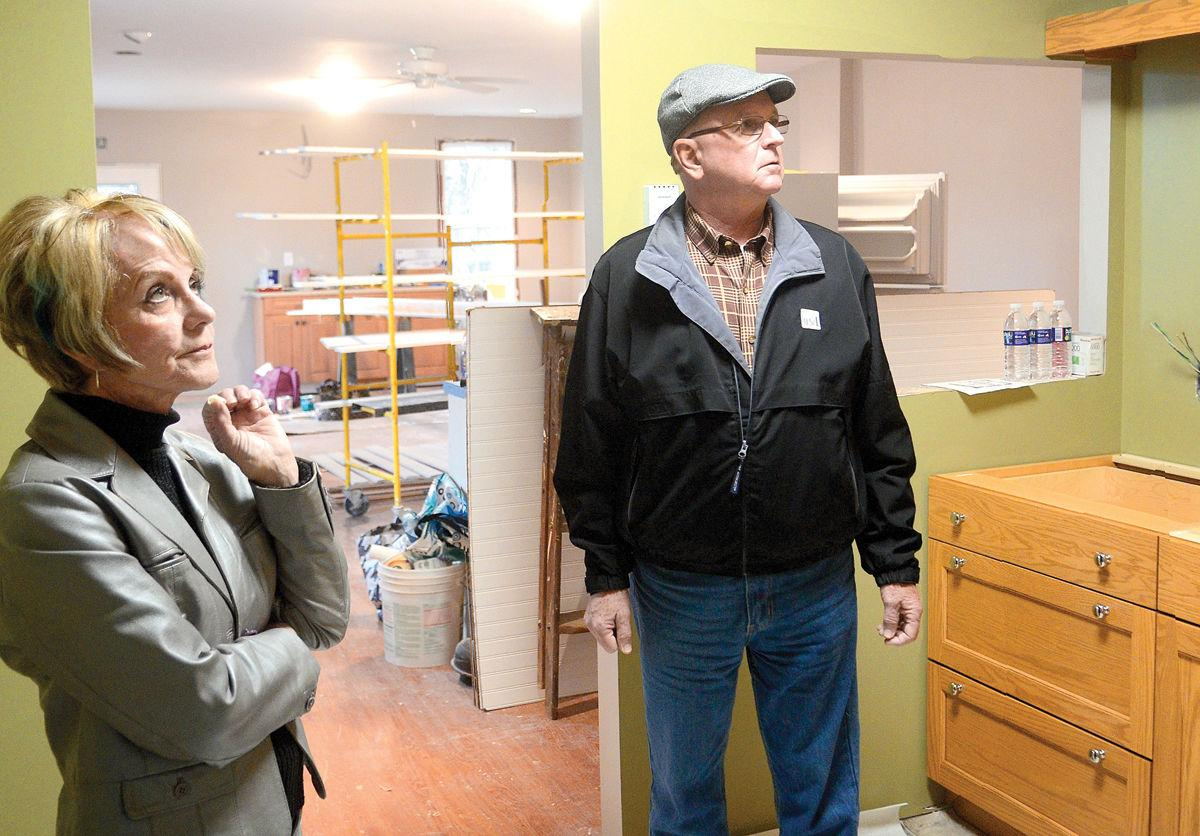 Rehab Nears Completion At Little Girl Scout House News