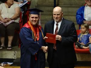 Central High graduation