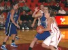 Lady Cardinals complete game beats Crowder's threes