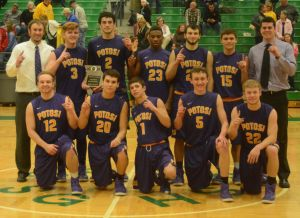 Trojans capture first district title in 33 years