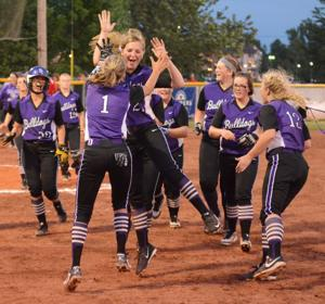 Class 1 State Softball: West County vs Stockton