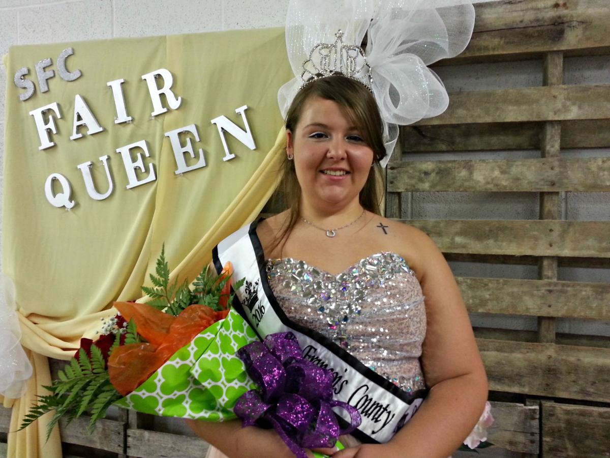 2016 St. Francois County Fair Queen