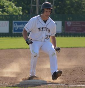 MAAA Baseball - Farmington vs Central