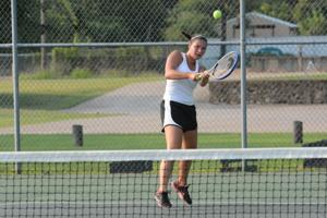 Farmington vs. Fredericktown tennis