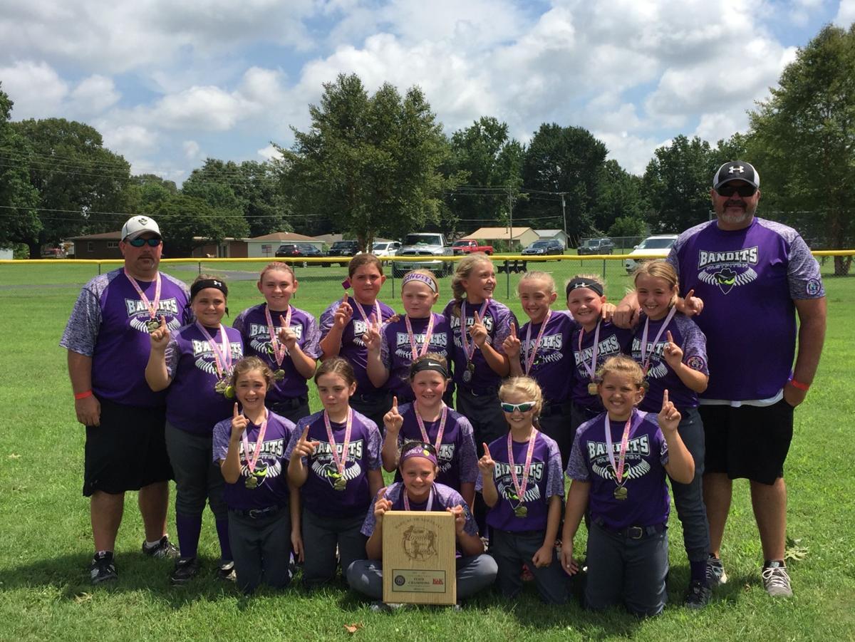 State 10U Softball Champions