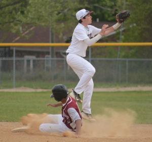 Bismarck at South Iron Baseball