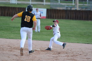 Bismarck vs. Grandview baseball