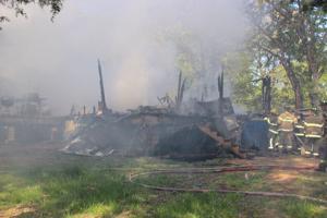 Rural Bonne Terre Fire